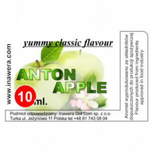 Aromat Inawera ANTON APPLE