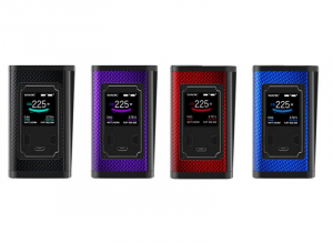SMOK Majesty 225W Carbon Fiber BOX