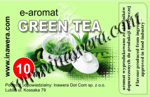 Aromat Inawera GREEN TEA