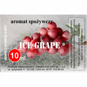 Aromat Inawera ICE GRAPE