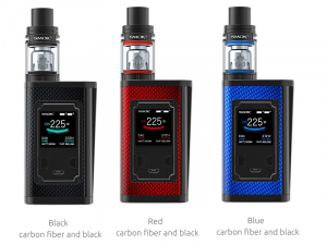 SMOK MAJESTY KIT TPD carbon fiber