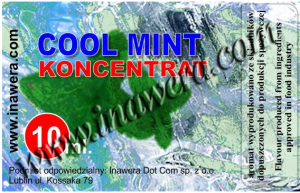 Aromat Inawera COOL MINT ( koncentrat)