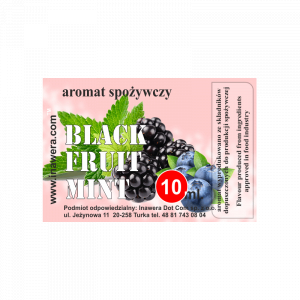 Aromat Inawera BLACK FRUIT MINT